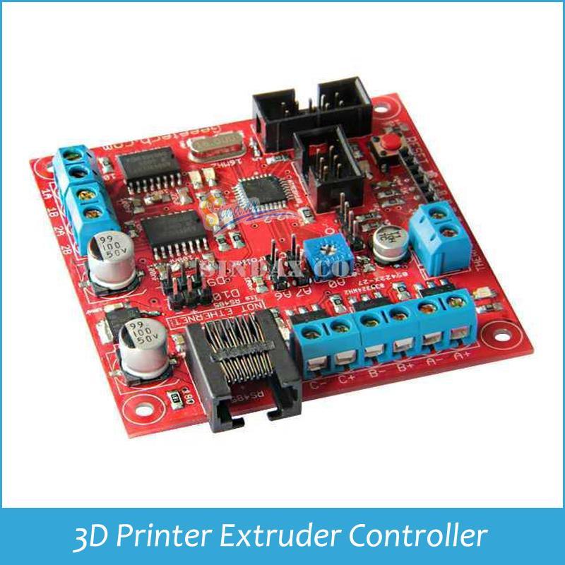 Контроллер для 3d принтера своими руками