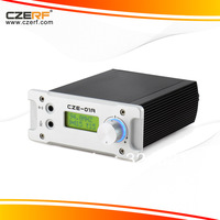 Free Shipping CZE-01A 1w FM Transmitter with PC Control 76MHz to 108MHz Adjustable