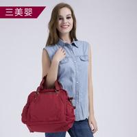 Bolsa de bebe Baby diaper nappy bags with changing pad bolsa maternidade para women men messenger bags handbag  2014 Hot