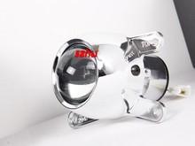 car bifocal fog lens Front bumper lights bifocal lens assembly for NISSAN LEAF 2011 CITROEN CO