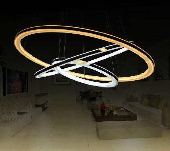 moderne kronleuchter led lampen wohnzimmer m bel anh nger. Black Bedroom Furniture Sets. Home Design Ideas