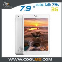 Cube U55gt s U55gts Talk 79s Phone Call Tablets MTK8312 Dual Core Android 4.2 7.9 inch 1024x768 8.0MP Camera GPS WCDMA