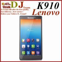 5.5 inch FHD 1920x1080px Lenovo K910 VIBE Z Quad Core Snapdragon 800 2.2GHz Android 4.2 2GB RAM 16GB 13.0MP Camera Dual SIM