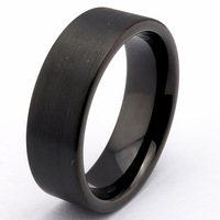 2014 New Men's Fashion Silvery Accessories Vintage Cross Ring Genuine Tungsten Carbide Laser Jewelry Rings TRD-017