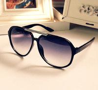 Fashion Summer Square Metal Frame Rivet Retro Sunglasses Unisex Chilli Beans Oculos Aviador Sunglasses Wholesale Free Shipping