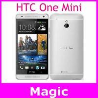 Original Unlocked HTC One Mini 601e Mobile phone 16G storage 4.3 inch touch screen dual core GPS WI-FI Built-in free shipping