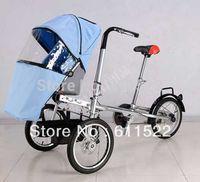 Taga Bike Stroller folding mother  baby bike mother stroller bike  pushing triwheel bike ce certified quality