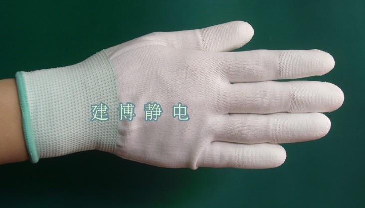 PU anti-static gloves coated gloves clean nylon coating(China (Mainland))
