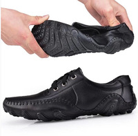 Free shipping original Genuine leather male shoes man sneakers shoe casual shoe for male leather shoe 3 colors