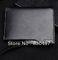 Biggest Promotion! TMOOS  multifunctional wallet men's wallet short design genuine leather folder New Year Gift