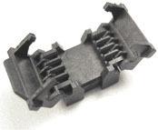 Free Shipping 5PCS ACA-SPI-004-K01 LOTES SPI socket