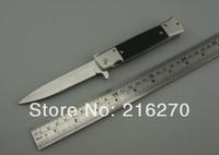 SOG 420 blade folding knife G10 handle pocket knife outdoor knife gift knife utility knife FREE SHIPPING