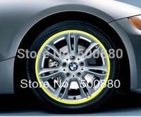 Car rim refires personality reflective car stickers18 rim general fashion