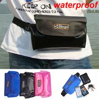 WP031-035 waist waterproof bag men women messenger bags belt edc  waist pack dry bag