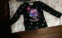 free shipping giggle and hoot hootabelle girl girls long sleeve TOP tops t shirts T-shirt cotton shirt