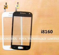 White/Black Digitizer For Samsung Galaxy Ace 2 i8160 gt-i8160 Touch Screen Glass Digitizer Parts