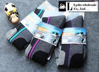 HOT! Free Shipping Brand Coolmax Professional Skiing Socks Thermal Men Ski Hiking Camping cycling outdoor sports Sock