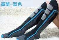 2013 Free shipping winter socks snowboard , cheap keep warm men ski socks best seller thermal thicken ski cycling socks