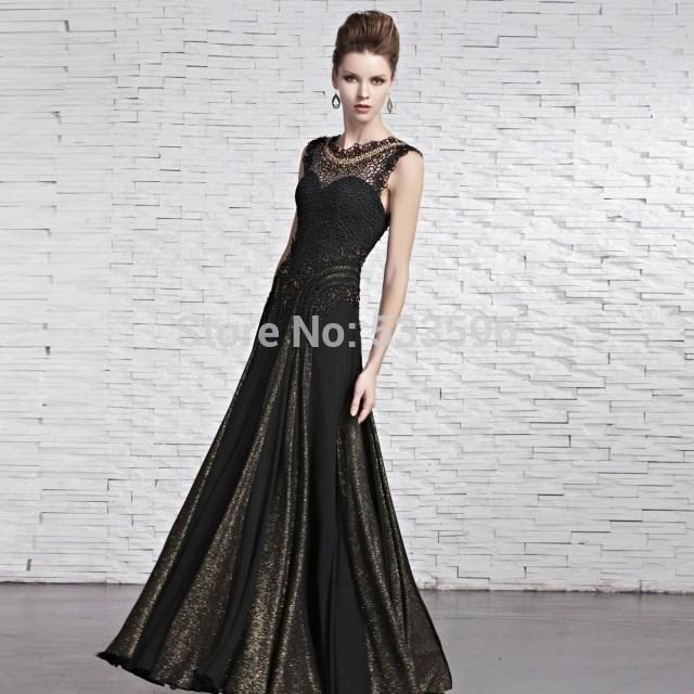 2015 new women fashion greek formal dresses plus black evening dresses free shiopping us size(China (Mainland))