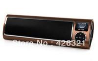 Lv520 3 multimedia speaker audio mini portable speaker insert card speaker