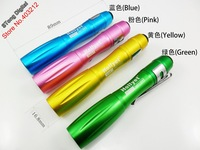 mini LED flashlight SM01, capacitive touch pen, multi-color options , advertising gift of choice with free shipping