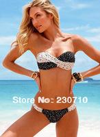 Sexy Bikini Women Swimwear brazilian Brand Designer Free Shipping Fashion Summer 2014 New Collection Slim Cool Swimsuit  FZ 227