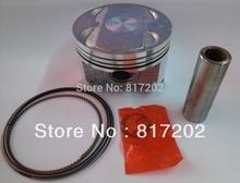 Suzuki Burgman AN400 AN 400 Engine Piston Kit WITH RINGS 83mm STD 0.50 1.00(China (Mainland))