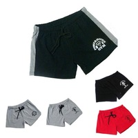E0483 Men's Fashion Professional Strappy Sports Shorts for Fitness & Bodybuilding Training Short Pants Wholesale