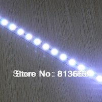 20pcs Super Bright Hard Rigid Bar light DC12V 50cm 36 led SMD 5630 Aluminum Alloy Led Strip light For Cabinet/Jewelry Display