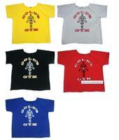 E0564 Fashion Tops for Fitness & Bodybuilding Cotton Bat-Like shirt Sports vest wholesale
