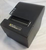 Free shipping wholesale 3'' 80mm lan+usb port anto cutter printer thermal printer POS receipt printer