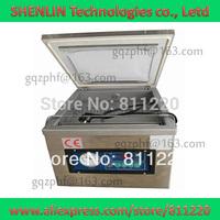 Vacuum sealer aluminum bags shrinking sealing machinery DZ-310 plastic package food,document,medical,electronic equipment tools