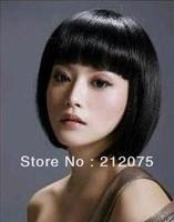 Short Bob Hair style Top Selling wig- Black color* Fashion women wigs*