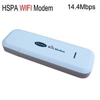 Wholesale 10pcs/lot Unclocked 14.4Mbps HSPA+ WCDMA 3G Wifi Modem Router Mobile Broadband Wifi Hotspot
