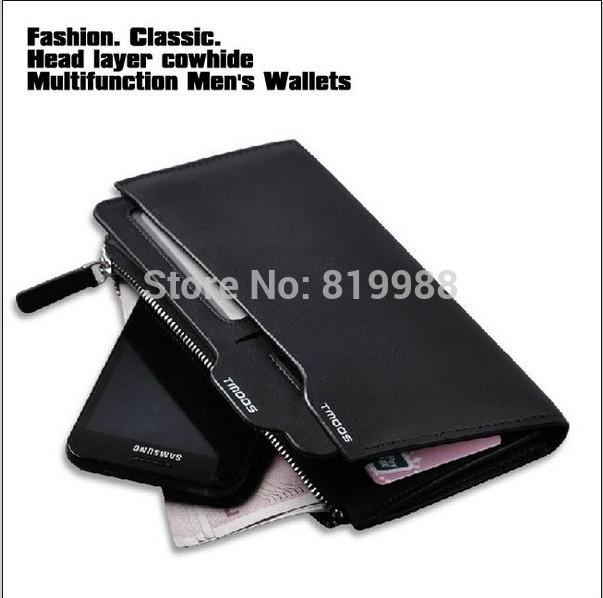 Long Leather Wallet For Men Leather Wallet Men Long