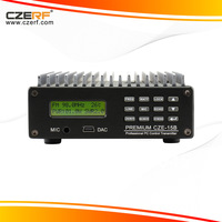 Free Shipping CZE-15B 15w FM Transmitter with PC Control Function 87MHz to 108MHz Adjustable
