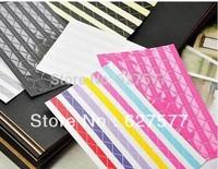 Wholesale 510 pcs LOMO Scrapbooking Album Sticker Assorted Color Adhesive Photo Corner