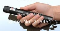 latest green laser pointer 20000mw 20w high power focusable can burn match,pop balloon,laser 303