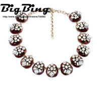 BigBing Fashion jewelry  fashion accessories trend all-match necklace accessories  free shipping N1124