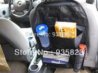 Free Shipping Car  bag multi Pocket Storage Organizer Arrangement Bag of Back seat of chair - receive bag   car organizer