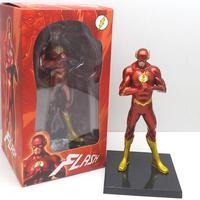 "DC Comics Unlimited The Flash PVC Figure Collection Toy 8"" 20CM"
