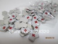 Nurse Cap Floating Charm