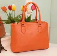 2014 New Hot Sale Mango Vintage White Collar Elegant Woman's Messenger Shoulder Black PU Leather Handbags Clutch Bags