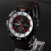Cycling Analog wristwatch GT Men watch  Sports Casual watches