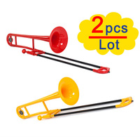 New Year Gift, Small Shank Trombone Tenor-4 pcs
