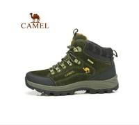 Camel outdoor shoes men walking shoes high hiking shoes 82330606