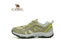 New arrival camel outdoor shoes walking shoes hiking shoes hiking shoes breathable gauze 82330624