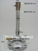 Bunsen Burner Made Of Alloy and Brass -Single