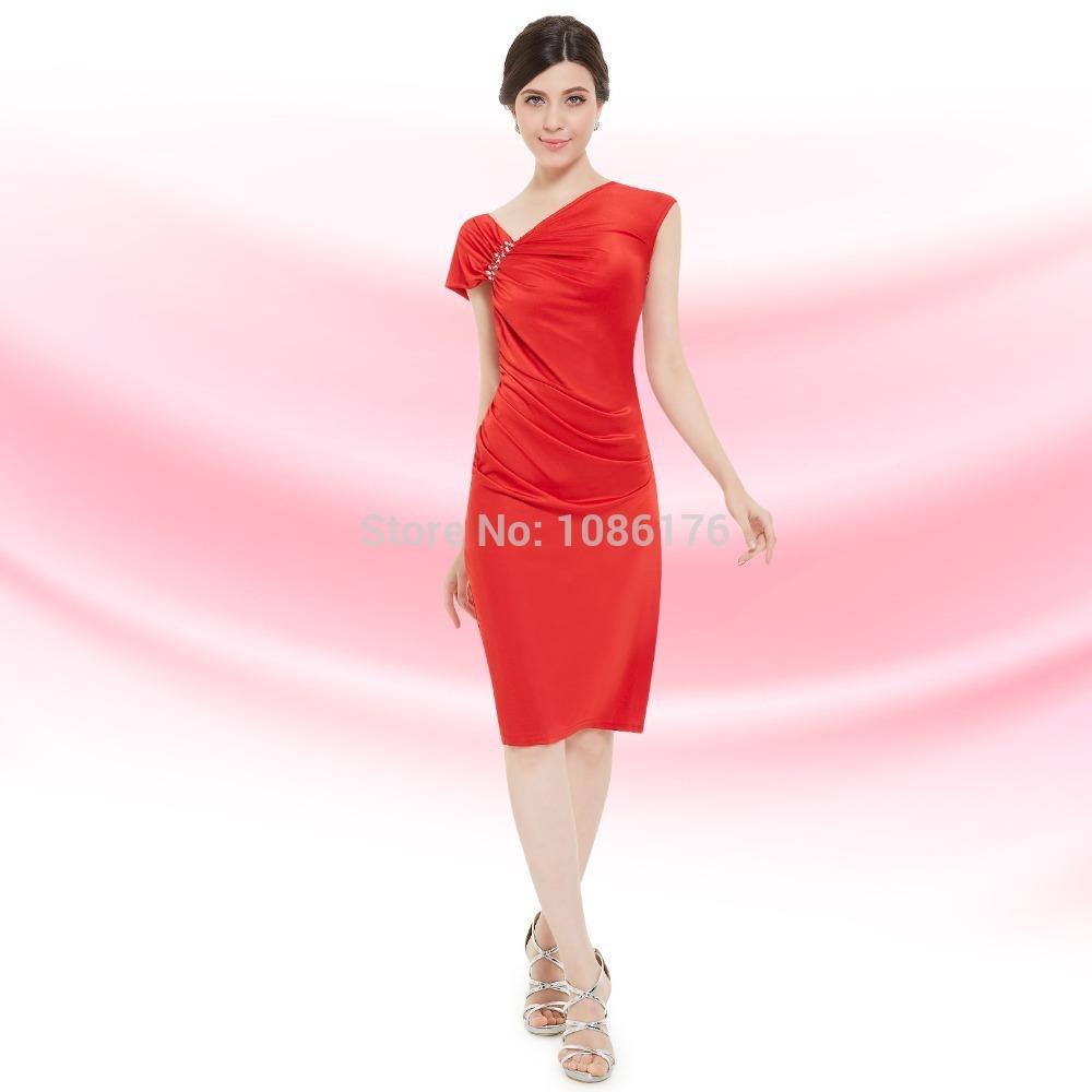 Free Shipping 03430 Women new fashion 2014 Rhinestones beading royal Blue Stretchy NWT knee length Short Cocktail Dress(China (Mainland))