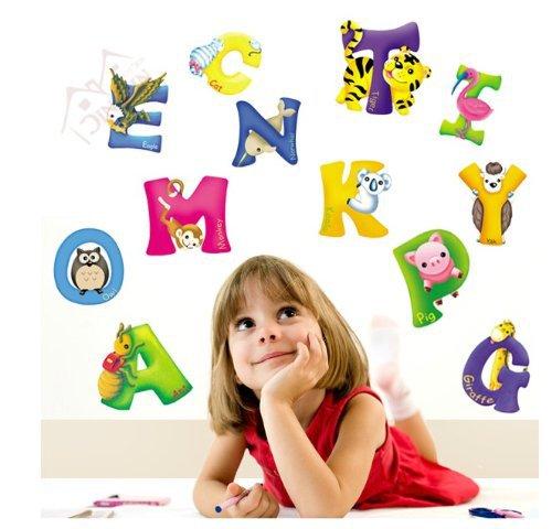 Alfabet kind promotie winkel voor promoties alfabet kind op - Kwekerij vinylvloer ...